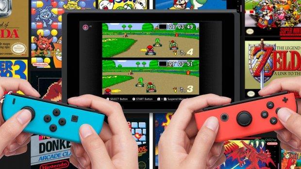 Klassieke SNES-games vanaf vrijdag op Nintendo Switch