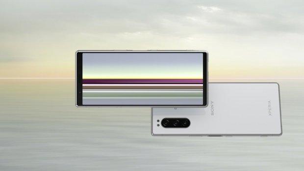 Sony komt met Xperia 5-smartphone en kleurrijke koptelefoons