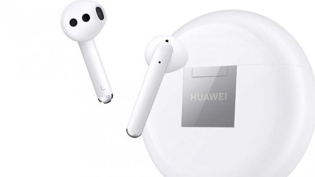 Huawei's nieuwe AirPods-kopie heeft noise-cancellation