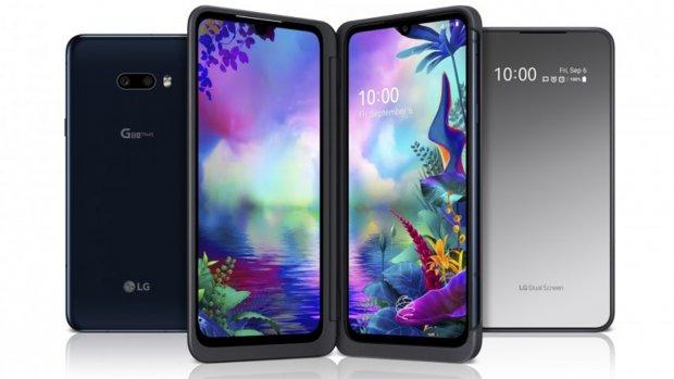 Nieuwe LG-telefoon krijgt extra scherm met hoesje