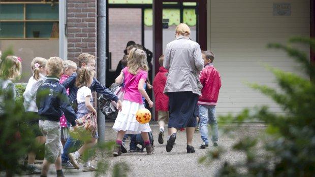 'Lerarentekort zo groot dat kind misschien pas op vijfde naar school kan'