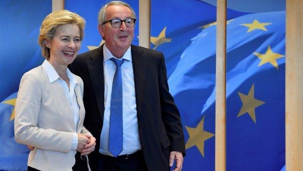 Von der Leyen maakt namen Eurocommissarissen bekend