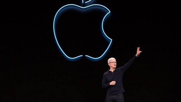 Dit kondigde Apple vanavond aan