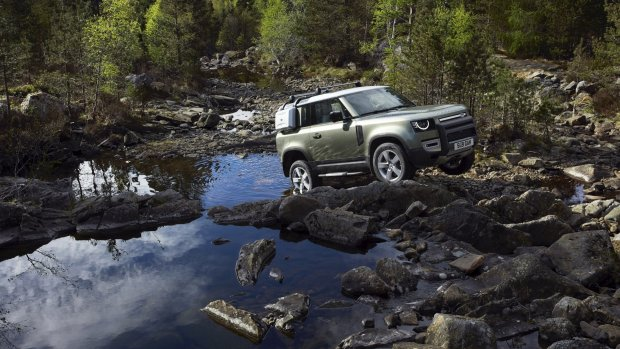 Nieuwe Land Rover Defender herijkt wat retro is