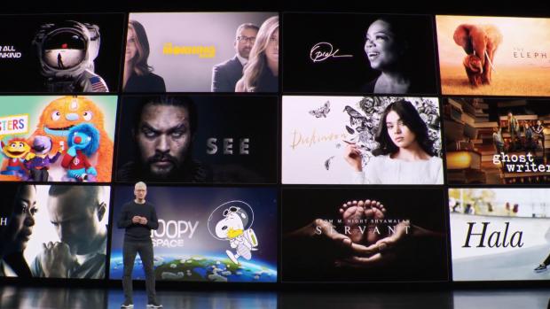 Videodienst Apple TV+ kost 5 euro per maand