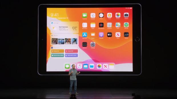Apple lanceert nieuwe instap-iPad