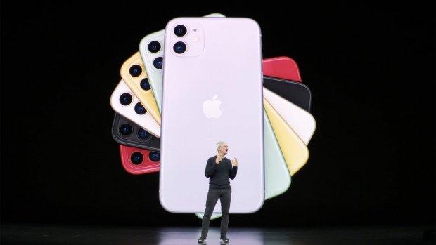'Apple verhoogt productie van succesvolle iPhone 11'