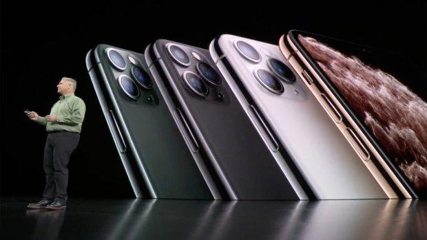 'Apple stopt vanaf 2022 eigen 5G-modems in iPhones'