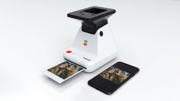 Nieuwe gadget maakt Polaroids van smartphone-foto's