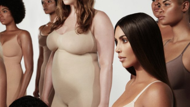 Correctie-ondergoed Kim Kardashian is big business