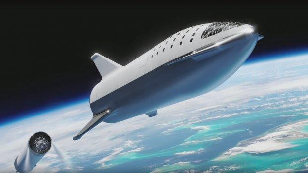 SpaceX bijna klaar om eerste Starship te testen