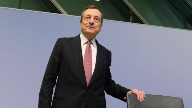 Draghi's bazooka: ECB verlaagt rente, hoe nu verder?