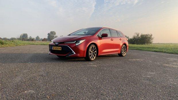 Duurtest Toyota Corolla: vier weken hybride rijden