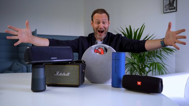 Test: de beste bluetooth-speakers onder de 200 euro