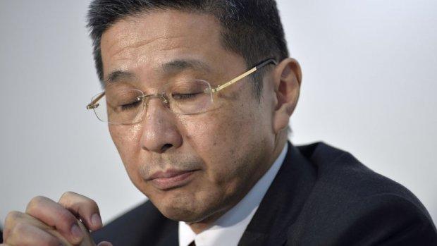 Laatste werkdag van Nissan-topman na fraude