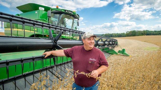 China koopt Amerikaanse soja in aanloop naar handelsgesprekken
