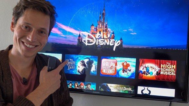 Disney-baas: 'We zijn niet bang voor Apple TV+'