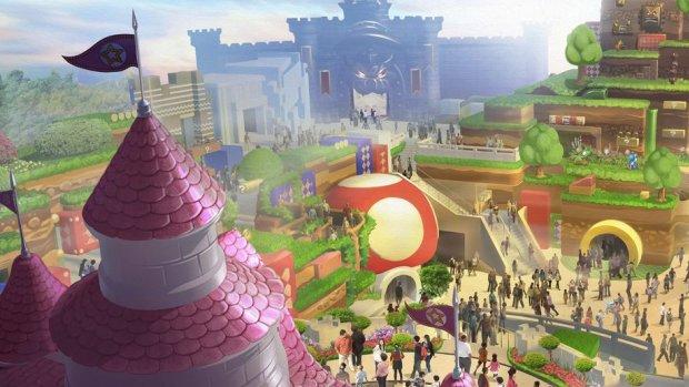Nintendo-pretpark met Mario Kart-attractie in 2020 open