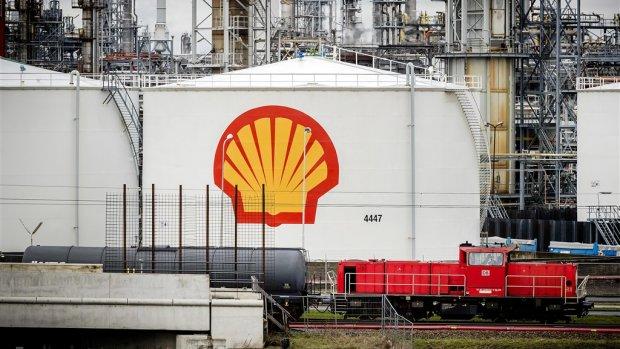 Shell, goud en zilver in de plus door hogere olieprijs