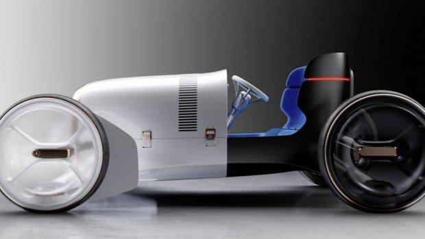 Mercedes-Benz toont elektrisch concept van 'eerste moderne auto'