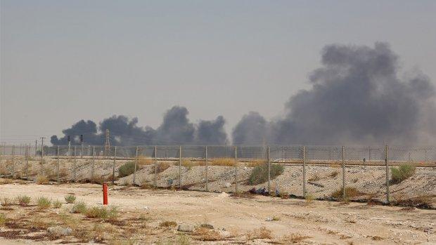 'Olie-installaties Saoedi-Arabië beschoten vanuit Iran'