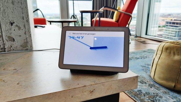 Google Assistent heeft nu ook een mannenstem in Nederland