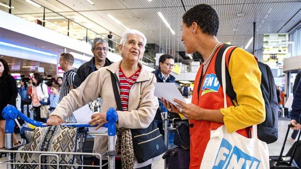 KLM schrapt 12 vluchten vanwege acties personeel