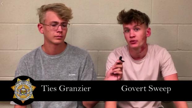 YouTubers Ties en Govert krijgen boete van 4500 dollar