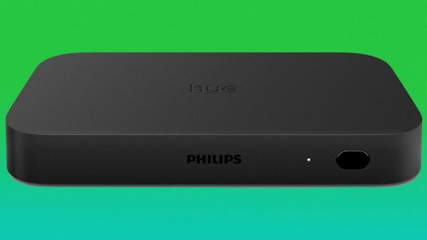 Philips-kastje laat Hue-lampen meekleuren met elke tv