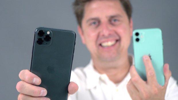 Review: iPhone 11 en 11 Pro Max