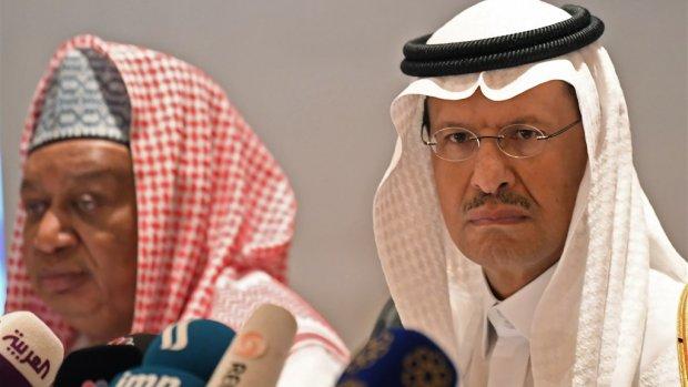 Olieprijs blijft hoog na aanslag in Saoedie-Arabië