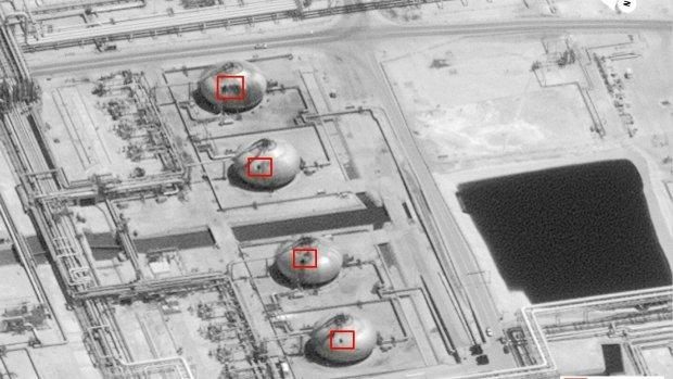 'Iran onmiskenbaar achter aanslag olie-installaties'
