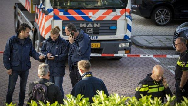 Extra uitzending: liquidatie advocaat van Nabil B. in Amsterdam