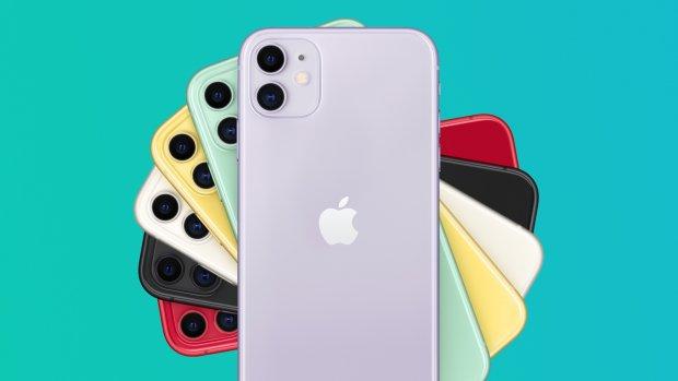 'iPhone 12 is langer en dunner dan iPhone 11'