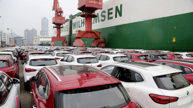 OESO: wereldeconomie stevent af op zwakste groei sinds crisis