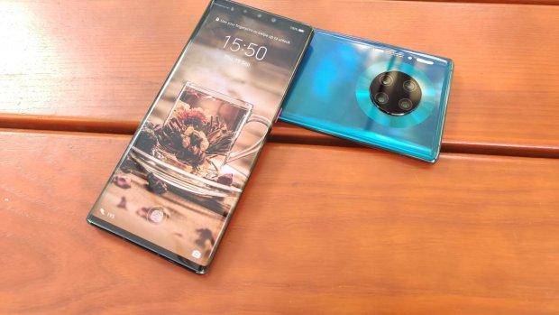 Google-loze Huawei-telefoons pas eind dit jaar naar Nederland