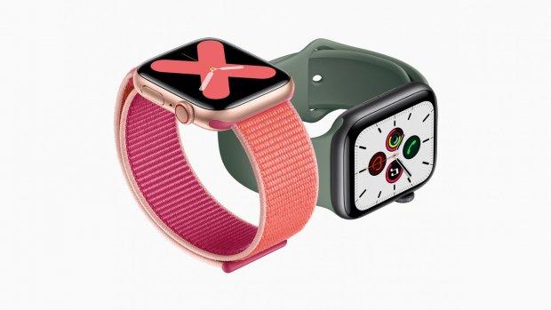 Nieuwe Apple Watch gebruikt zelfde chip als vorig jaar