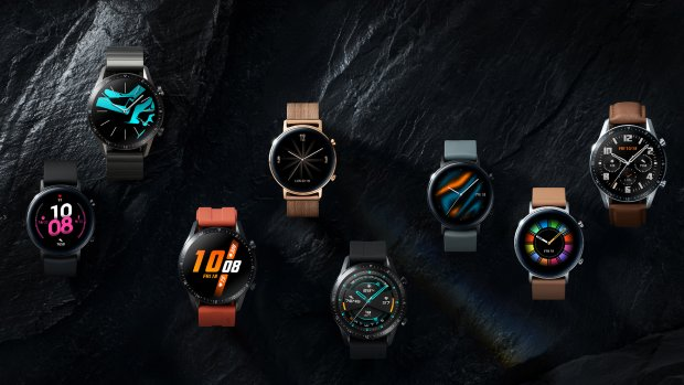 Nieuwe smartwatch Huawei heeft tot 2 weken accuduur
