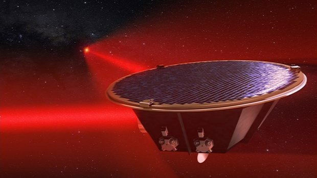 Ruimtelaser voor zwaartekrachtsgolven onthuld