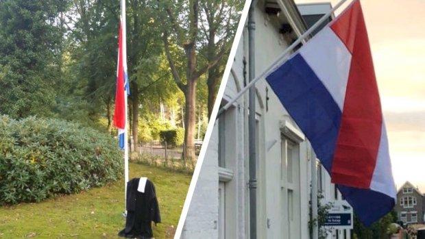 Vlaggen halfstok bij rechtbanken en advocatenkantoren: 'Rust zacht, confrère'