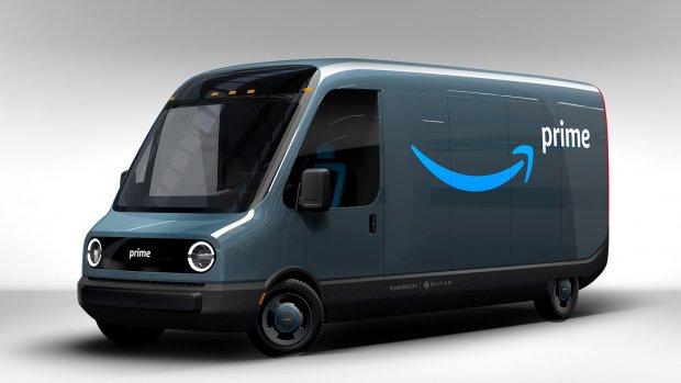 Amazon koopt 100.000 elektrische busjes