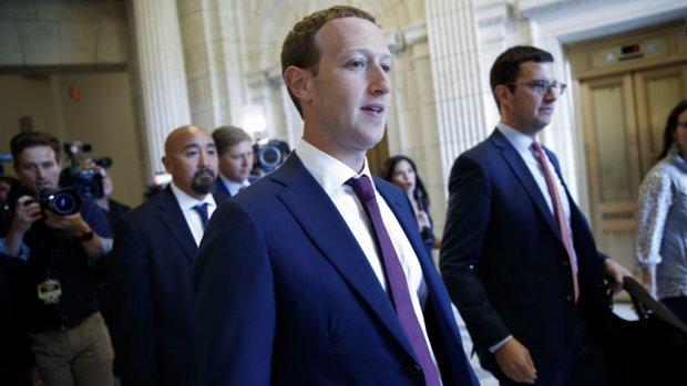 Trump heeft 'goed en constructief gesprek' met Zuckerberg