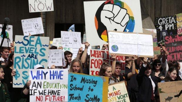 Van Sydney tot Maastricht: klimaatmars in ruim 150 landen