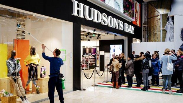 Verhuurders panden Hudson's Bay in onzekerheid
