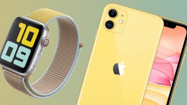 Nieuw in Bright Stuff: iPhone 11 en Apple Watch Series 5