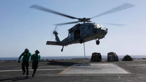 VS stuurt extra militairen naar Saoedi-Arabië