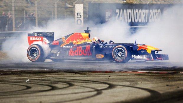 Zandvoort heeft extra geld nodig voor Formule 1