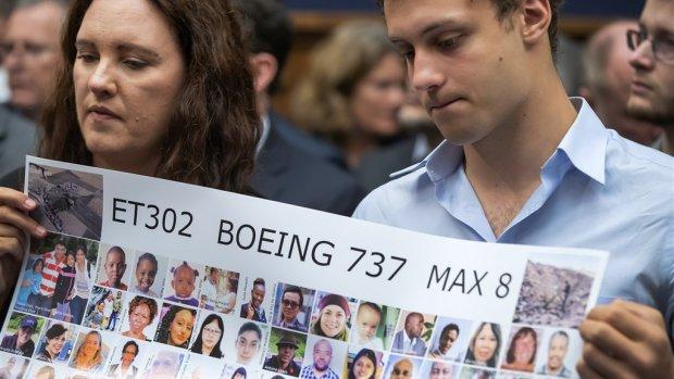 'Boeing betaalt 130.000 euro aan families slachtoffers 737 Max'