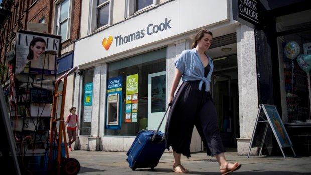 Thomas Cook over de kop: 600.000 vakantiegangers de dupe