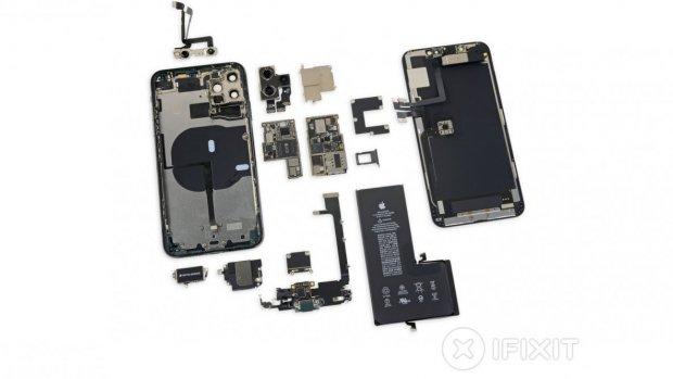 Onderdeel iPhone 11 Pro wijst op omkeerbaar draadloos laden